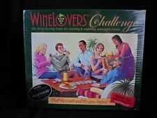 New Wine Lovers Challenge Party Game Worlds 1st Wine Tasting Bonus Invitations
