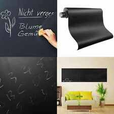 Chalk Board Blackboard Removable Vinyl Wall Sticker Decal Chalkboard 200 X 60cm