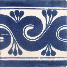 90 Mexican Tiles Talavera Ceramic Handmade Mexico #C067