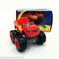 Blaze and the Monster Machines Vehicle Diecast Toy Racer Cars Truck BLAZE