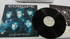 "EUROPE OUT OF THIS WORLD LP 12"" VINILO VINYL G+/G+ SPANISH ORIGINAL PRESS"