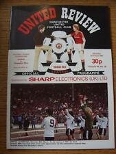 02/04/1983 Manchester United v Coventry City  (Token Removed)