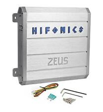 New Hifonics Zeus ZRX516.2 500 Watt RMS 2 Channel Car Audio Amplifier Amp