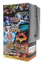 "[ POKEMON CARD ] XY Booster pack 20 Packs in 1 Box ""DREAM COLLECTION"" Korea Ver."