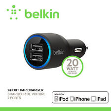 Dual USB 2.1A Car Charger For iPhone 7 6S 6 SE 5S 5C iPad Samsung S7 S6 EDGE LG