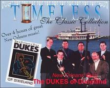 New Orleans Own Dukes of Dixieland Timeless the Classic Collection CD
