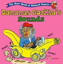 Read-It-Yourself Books: Bananas Gorilla's Sounds No. 3 by Richard Scarry...