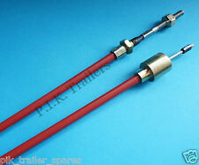 FREE P&P* 1 x Stainless Steel 930mm Trailer Brake Cable for ALKO Brakes