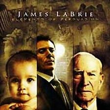 James LaBrie - Elements of Persuasion (CD, Mar-2005, Inside Out Music) GERMANY