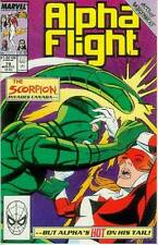 Alpha Flight # 79 (Acts of Vengeance tie-in) (USA, 1989)