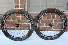 Zipp 808 Firecrest Wheel set 700c Clincher 11 Speed