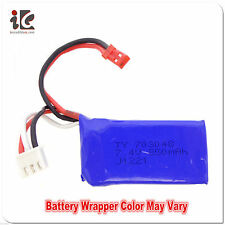 Upgraded 7.4V 850mAh 25C Li-po Battery fo Syma F1 Metal Armor 2.4G RC Helicopter