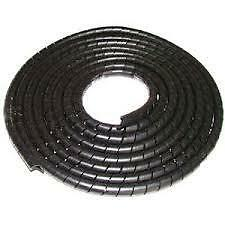3 mtr -6mm Spiral wrap wire management for 3D Printer/DIY