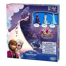Disney Frozen Eiskönigin Wettlaufspiel Der Magische Eisfels 3D Look Spiel Kinder