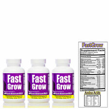 Fast GrowBest African American Fast Hair Growth Vitamins Black Women GUARANTEED