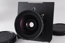 Near MINT Nikon Nikkor SW 90mm f8 4X5 Large Format w/ Copal no.0 from Japan a340