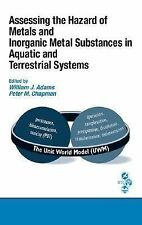 Assessing the Hazard of Metals and Inorganic Metal Substances in Aquatic and...