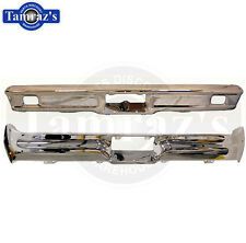 1964 Ford Galaxie Chrome Front & Rear Bumper Set - Brand New Tooling
