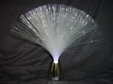 30cm Mini Blue Fibre Optic Lamp - P1