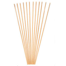 DIY Archery Wood Arrows 31' Outer Dia 8.5MM Wooden Shaft  For Arrow Making X12