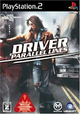 Used PS2 Driver: Parallel Lines Japan Import (Free Shipping)