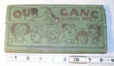 OUR GANG 1930s MOVIE CHARACTERS EAGLE CHILD'S PENCIL BOX