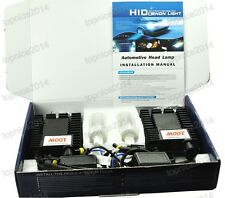 100W Bi-Xenon HID Conversion Kit Light Bulbs H4 HB2 9003 4300K Headlight Bulbs