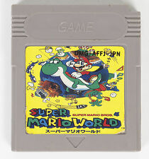 Super Mario Bros. 4 World / Crayon Shin Chan 4 - Nintendo Game Boy GB