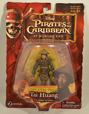 """2007 Tai Huang 4"""" Action Figure Disney Pirates Of The Caribbean At World's End"""