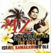 ISRAEL KAMAKAWIWO'OLE Somewhere Over The Rainbow The Best Of CD BRAND NEW