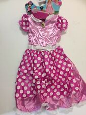 NEW Disguise DISNEY Mickey Mouse Clubhouse MINNIE MOUSE Costume-Size M (8-10)