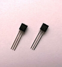 25 X BC547 + 25 X BC557, General Purpose NPN And PNP Transistors ( TO92 )...
