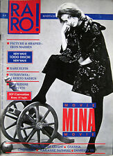 RARO 9 1990 Mina Osanna Chet Baker Marianne Faithfull Shadows Of Night Radius