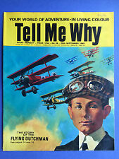 Tell Me Why - The Flying Dutchman - No.56 September 1969 - Vintage Magazine