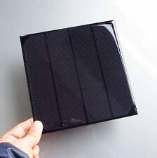 Mini Mono Solar Panel Small Solar Cell PV Module Charger 6V 4.5W 720mA