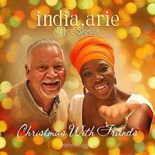 Christmas with Friends * by India.Arie/Joe Sample (CD, Oct-2015, Motown) NEW