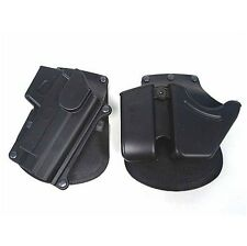 Polymer Paddle Holster for Sig/Sauer 220 226 228 245 225 Paddle CU9 Handcuff