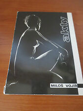 Milos Vojir  -15x original photos - nude - act  - 1967 - full portfolio