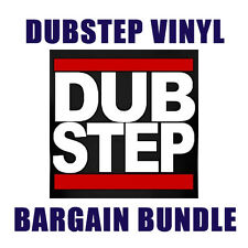 Dubstep Bargain Bundle 10  x Vinyl Records Circus, Silkie, & Many More - JOB LOT