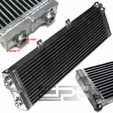 LIQUID WATER TO AIR HEAT EXCHANGE BAR&PLATE TURBO ALUMINUM INTERCOOLER/RADIATOR