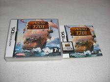 Anno 1701 Nintendo DS Spiel komplett mit OVP und Anleitung