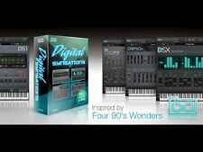 UVI Digital Synsations 80s/90s Synths Music DAW Software plugin VST AU Mac PC