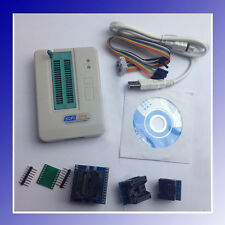 Universal USB Programmatore EEPROM FLASH BIOS SPI 24/25/br90/93 5000 + Chip
