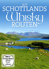 DVD Sur L'ecosse Whisky-routes de Expedition Écosse