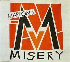 Maxi CD - Maroon 5 - Misery - #A2717