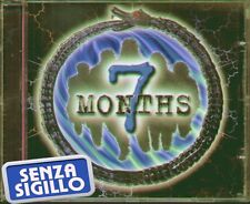 """7 MONTHS """" SAME (OMONIMO) """" CD NUOVO FRONTIERS RECORDS ITALY"""