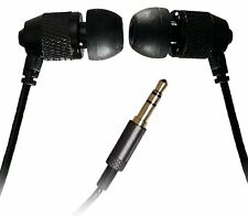 "SHORT Boccioli - 15"" (37cm) cavo stereo auricolari (in-ear) per clip-on lettori mp3"