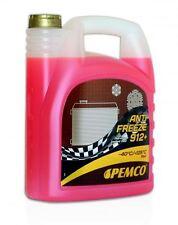 [€2,30/1L] WOW 5 Liter Pemco 912+ Kühler Frostschutz bis -40°C/ rosa/ rot