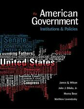 I Vote for MindTap: American Government : Institutions and Policies by John...