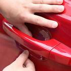 Car Door Handle Scratch Protector Film Stickers Transparent 4Pcs per set